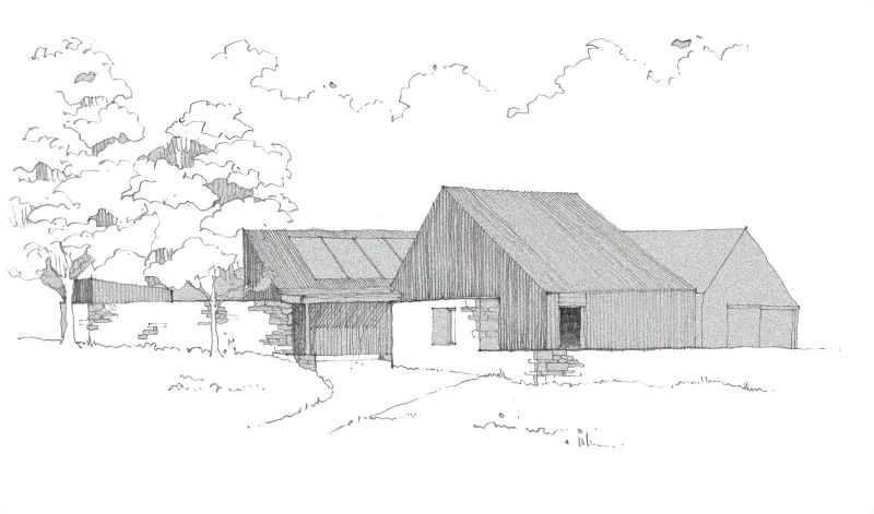 arquitectura_lochside-house_boceto