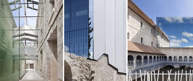 arquitectura, rehabilitación, diseño, opus 5, louviers, escuela de música