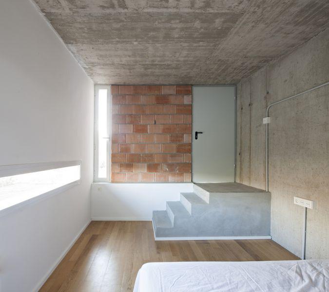 arquitectura_Luis Muñoz_casa de los vientos_dormitorio