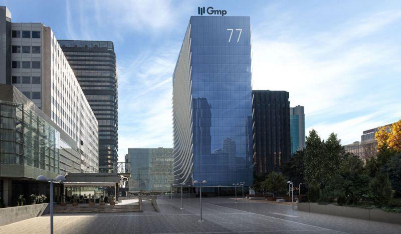 arquitectura luis vidal arquitectos castellana 77 entrevistas exclusivas arquitectura y empresa RENDER