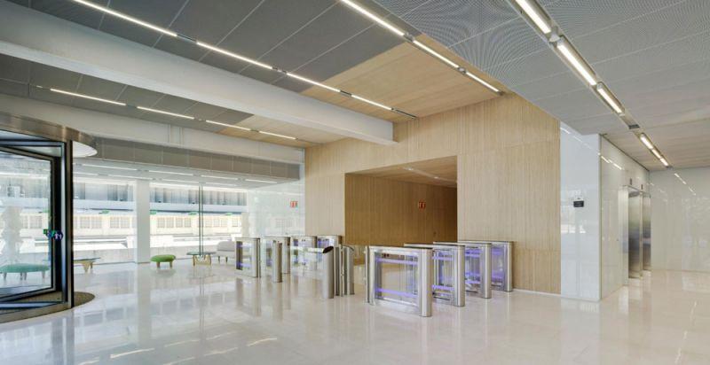 arquitectura luis vidal arquitectos castellana 77 entrevistas exclusivas arquitectura y empresa render interio