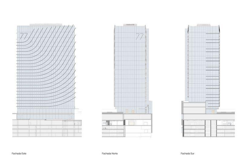 arquitectura luis vidal arquitectos castellana 77 entrevistas exclusivas arquitectura y empresa alzados
