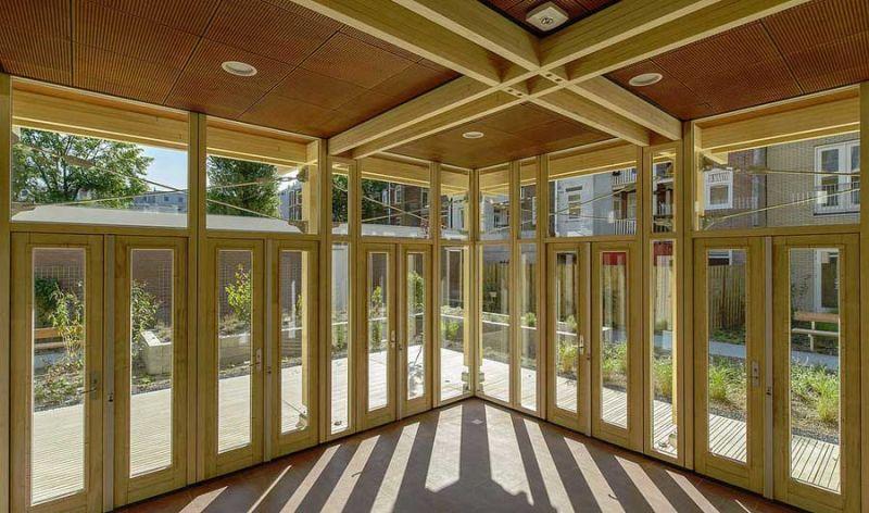 arquitectura accoya madera estructural fachada proyecto fagelcats amsterdam 1