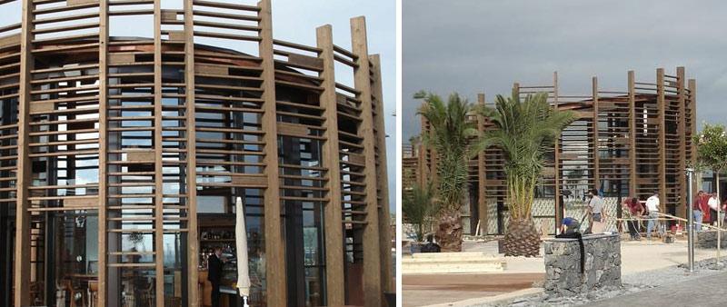 arquitectura, construcción, madera, Madergia