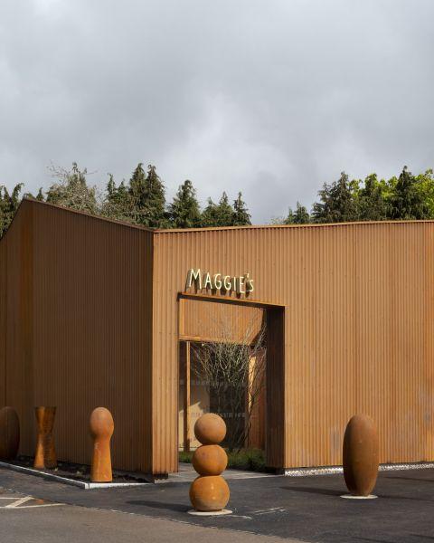 arquitectura_Maggie's center_acceso