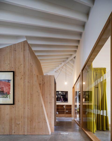 arquitectura_Maggie's center_acabados