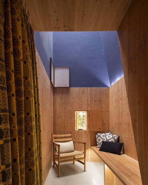 arquitectura_Maggie's center_habitaciones