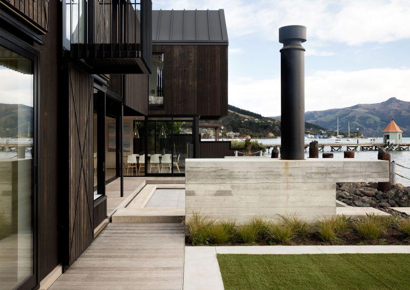 arquitectura_maison rue jolie_ terraza