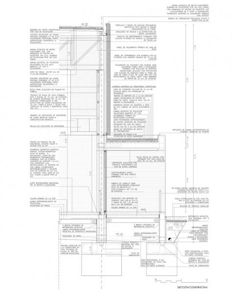 Pabellón de Gimnasia de Landínez + Rey | equipo L2G arquitectos