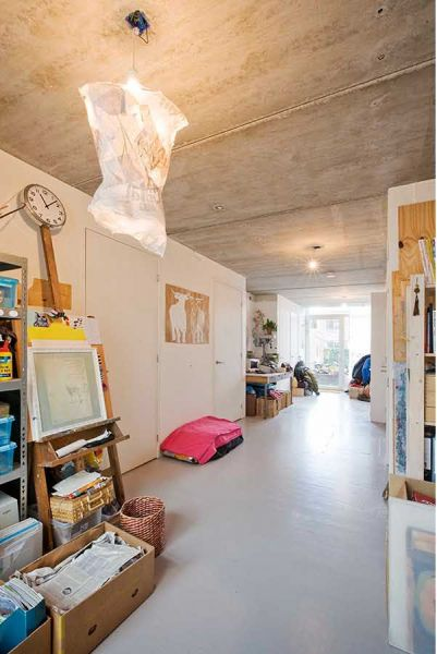 arquitectura_marc koehler architects_house garden_estudio en planta baja