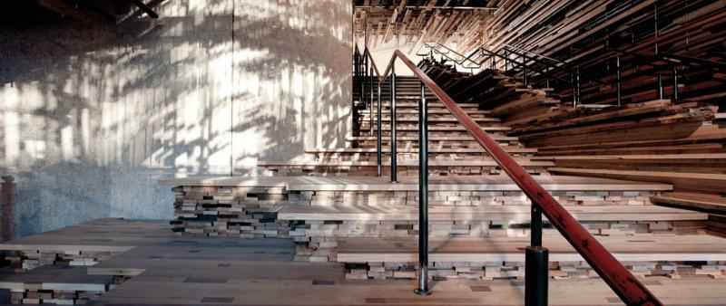 Arquitectura ecológica. Materiales recuperados para espacios de ...