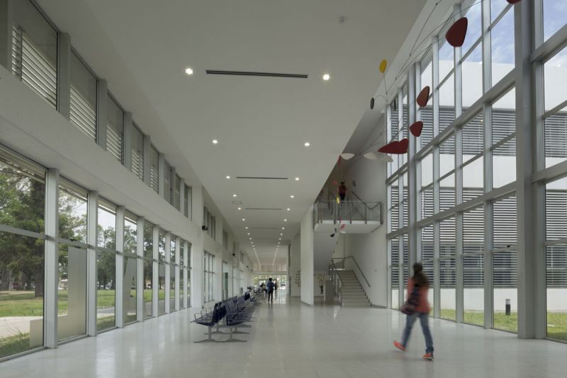 arquitectura mario corea arquitectura sanitaria fotografia Gustavo Frittegotto Hospital Dr. Gutierrez