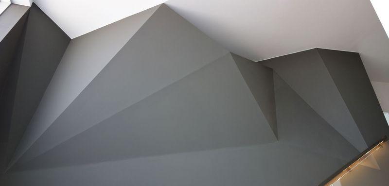 arquitectura Marta González Arquitectos Bodegas Paniza Foto escalera