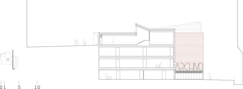 martinez contell arquitectos concurso palacio castifale seccion 1