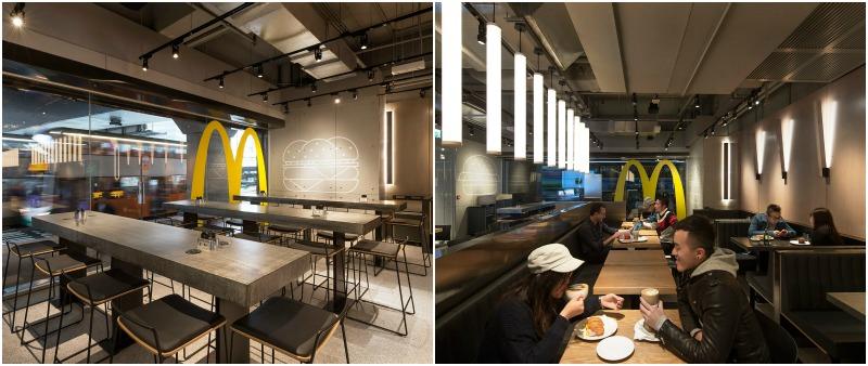 arquitectura, arquitecto, design, diseño, interiorismo, interior, Landini Associates, Mc Donald's, Ross Honeysett