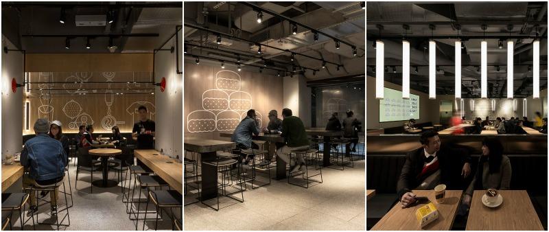 Como nueva iniciativa se ha creado un nuevo espacio de servicio de productos fríos donde encontrar ensaladas, postres y bebidas.