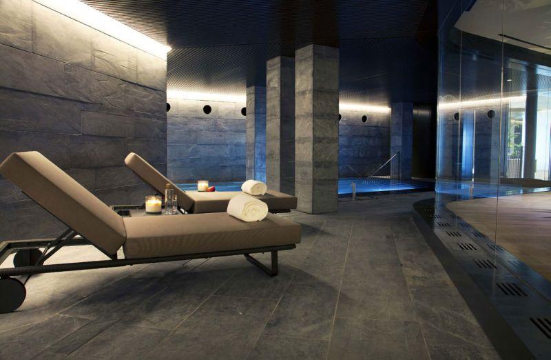 arquitectura hotel akelarre mecanismo espacio wellness