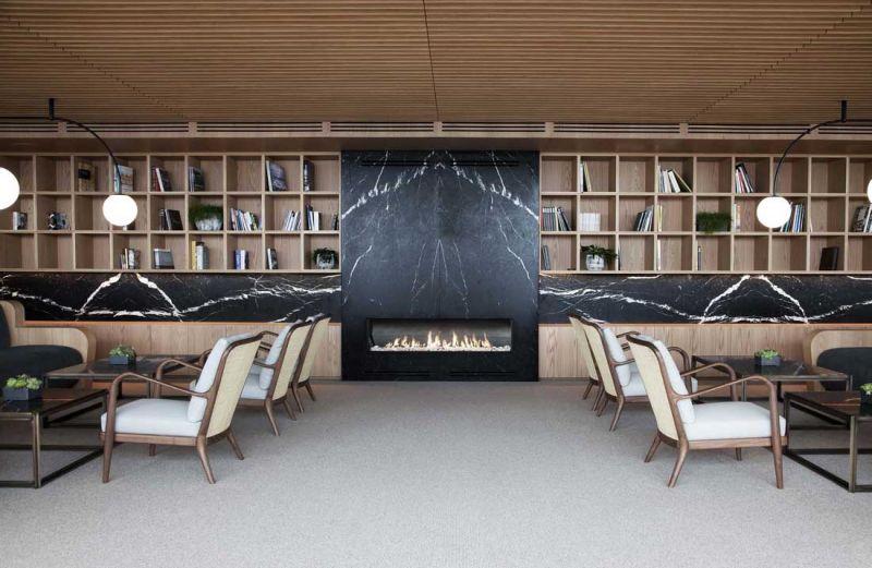 arquitectura hotel akelarre mecanismo salon