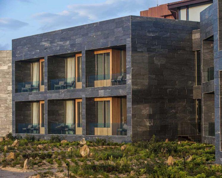 arquitectura hotel akelarre mecanismo ramal habitaciones