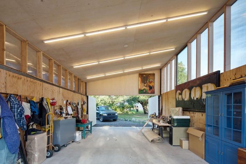 arquitectura_Meier-Road-Barn-by-Mork-Ulnes-Architects_garaje int