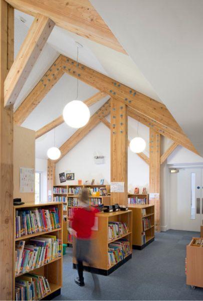 arquitectura_mellor primary school_biblioteca