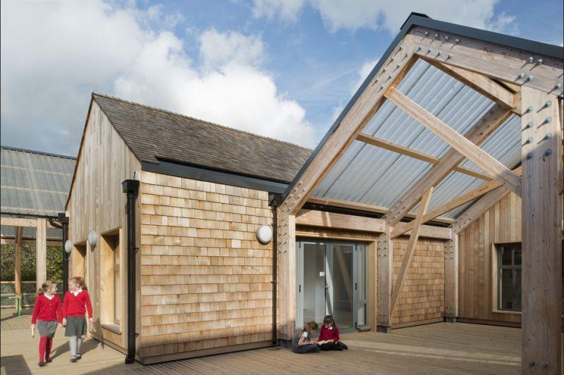 arquitectura_mellor primary school_materiales