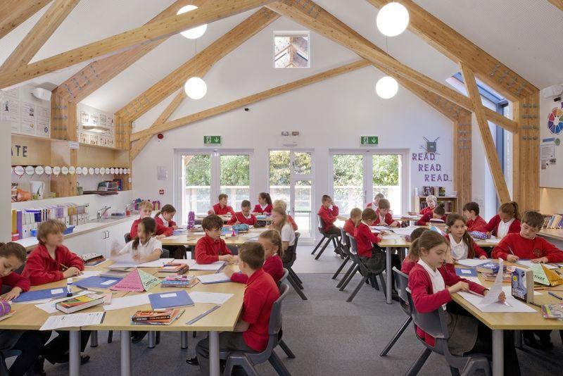 arquitectura_mellor primary school_aula