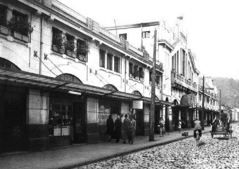Arquitectura_mercado-municipal-temuco-rehabilitacion _IMAGEN ANTIGUA  DEL MERCado