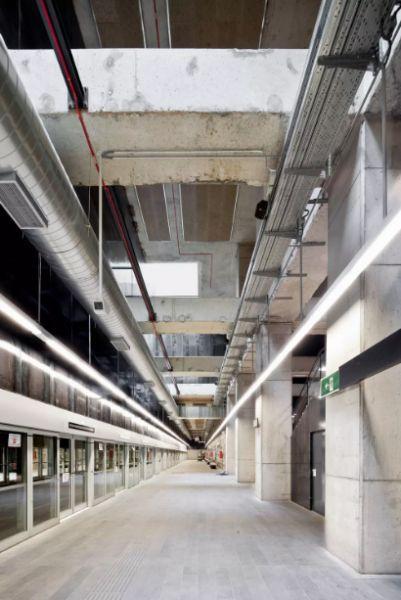 arquitectura_Metro L9 Barcelona_19