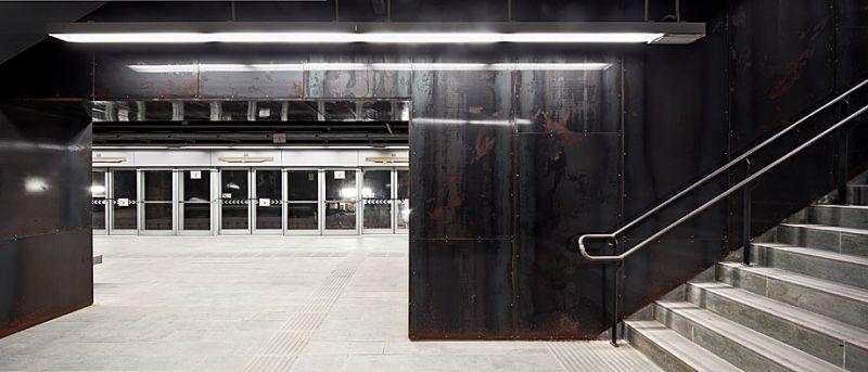 arquitectura_Metro L9 Barcelona_6