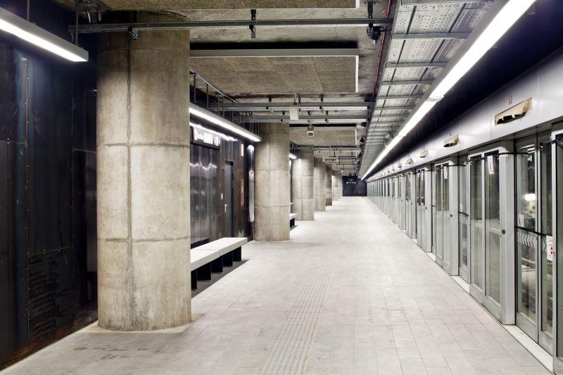 arquitectura_Metro L9 Barcelona_7