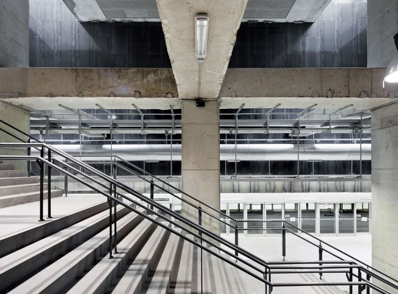 arquitectura_Metro L9 Barcelona_9
