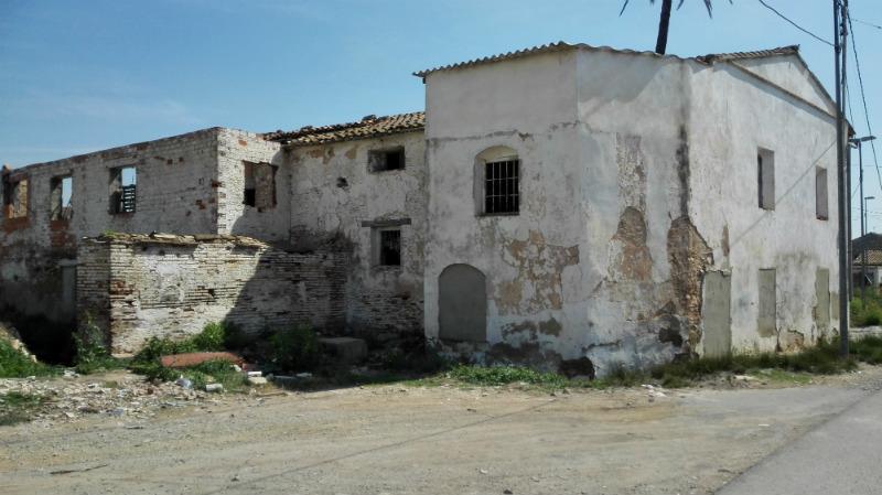 Arquitectura Molino Sal_ alzado sur oeste