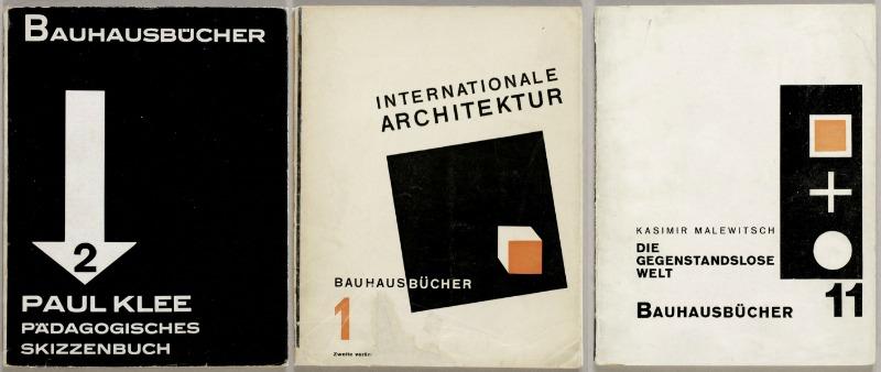 arquitectura, arquitecto, diseño, design, interior, interiorismo, Monoskop, Bauhaus, libros, Walter Gropius