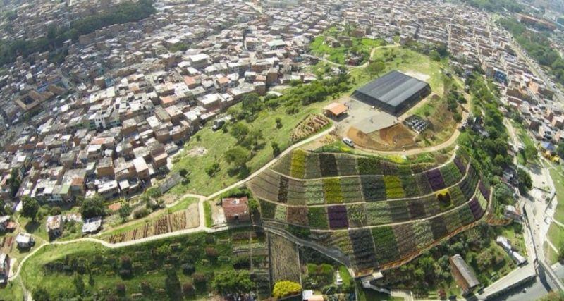 Morro de Moravia. Imagen: Alcaldía de Medellín