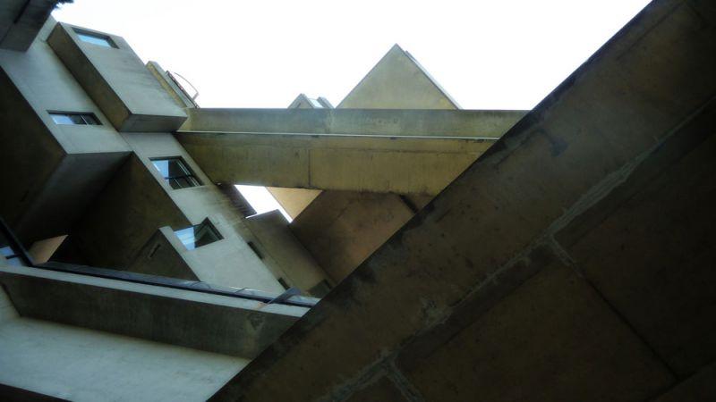 arquitectura safdie architechs habitat 67 fotografia calles
