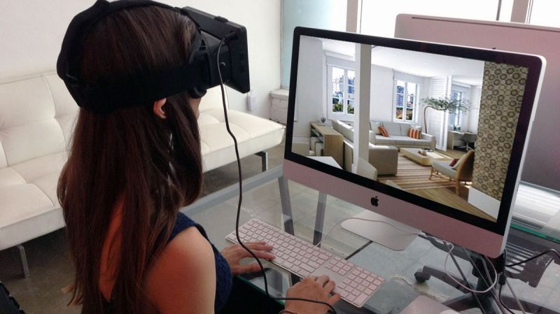 Resultado de imagen para arquitectura realidad virtual