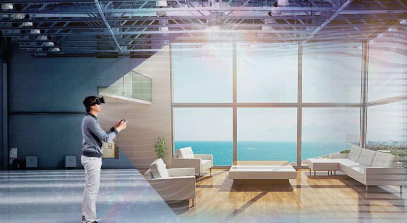 Realidad virtual arquitectura arquitectura for Arquitectura virtual