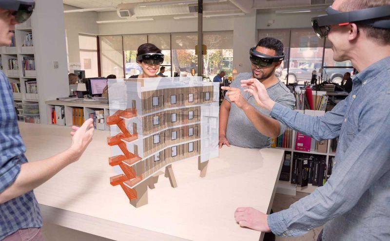 arquitectura ordenadores mountain pro realidad virtual cliente arquitectos