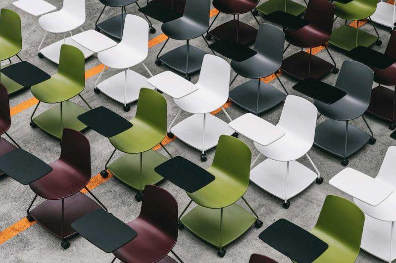 muebles de oficina montiel arquitecturayempresa fotografía ENEA silla