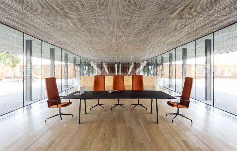 muebles de oficina montiel arquitecturayempresa fotografía andreu world
