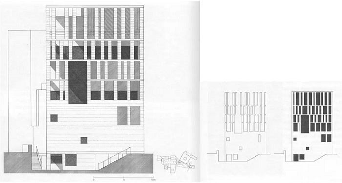 Praemium imperiale rafael moneo arquitectura for Estudio arquitectura murcia