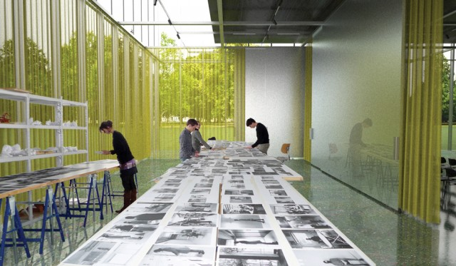 Arquitectura Museo de la Bauhaus_Addenda Architects_cortinas 2