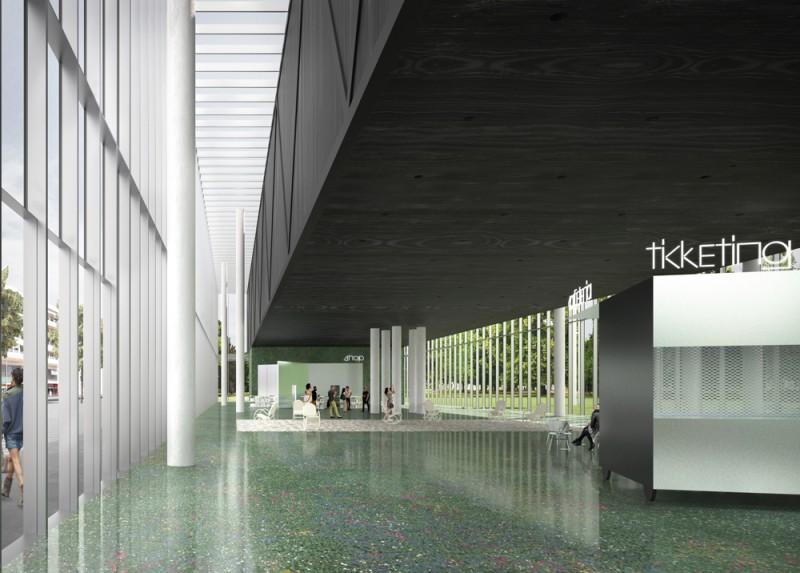 Arquitectura Museo de la Bauhaus_Addenda Architects_imagen interior