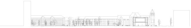 Arquitectura Museo de la Bauhaus_Addenda Architects_sección