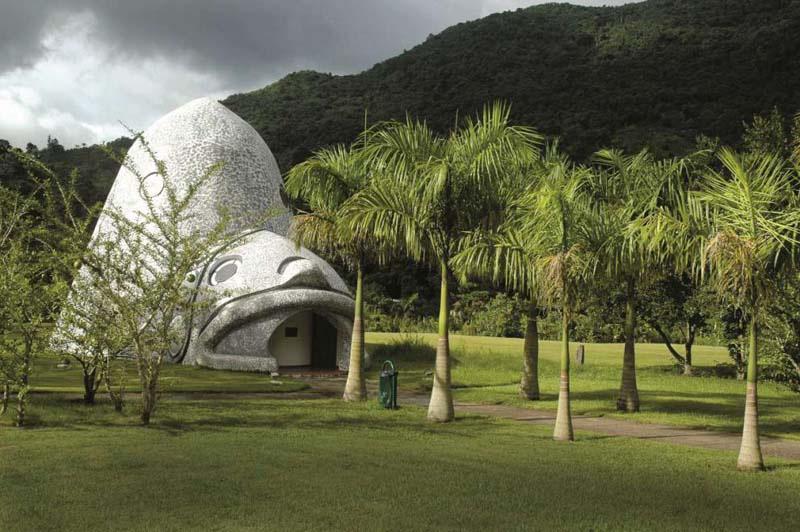 Arquitectura_Museo Del Cemi_Puero Rico_vista general