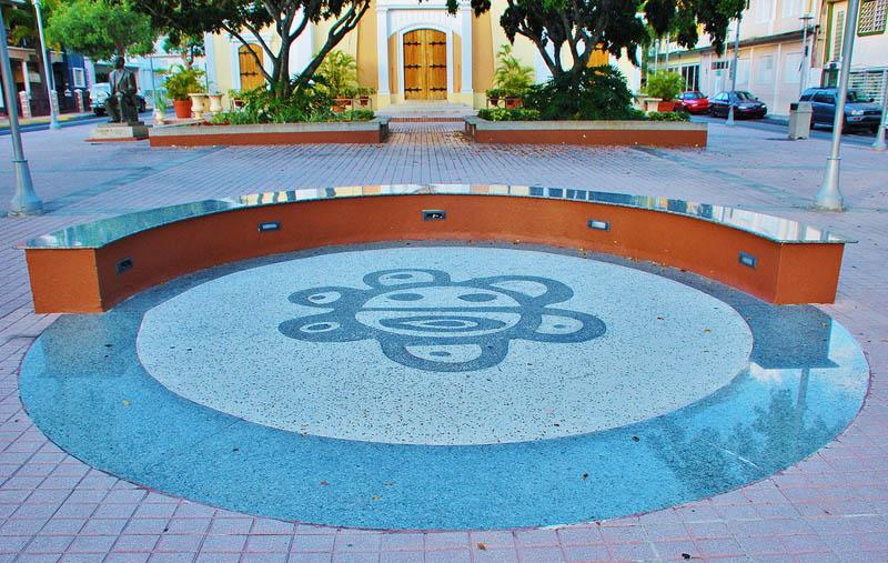 Arquitectura_Museo Del Cemi_Puero Rico-plana del municipio