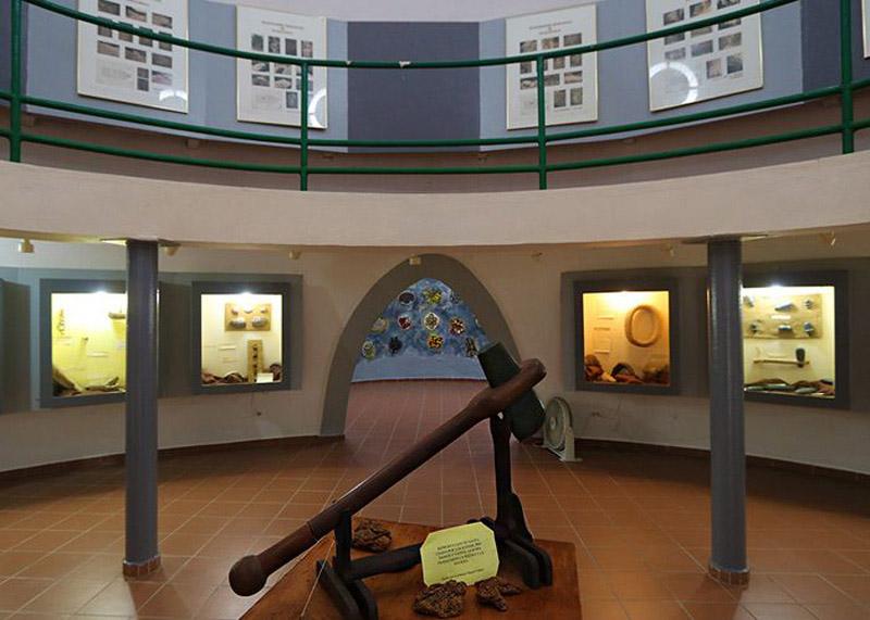 Arquitectura_Museo Del Cemi_Puero Rico_interior detalle