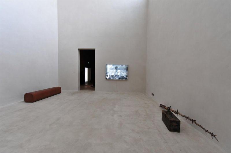 Interior de Museo Kolumba (planta 2), Peter Zumthor. Fotografía de José Fernando Vázquez