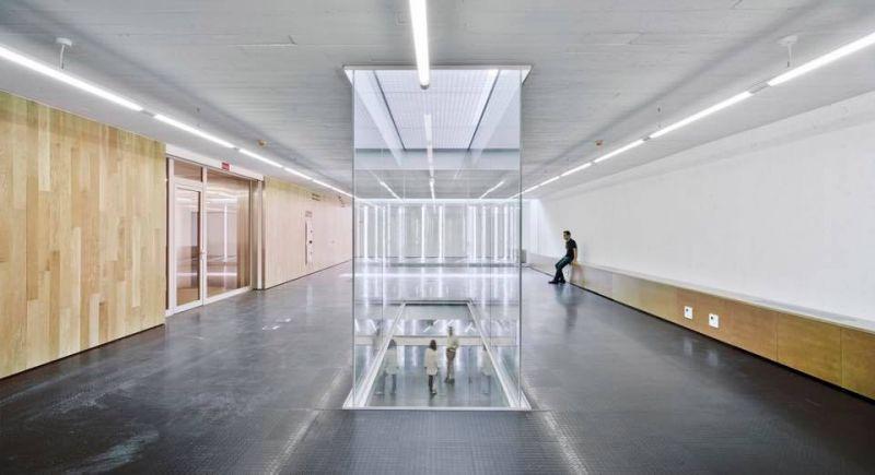 arquitectura_museo semana santa_García Solera_conexiones diagonales